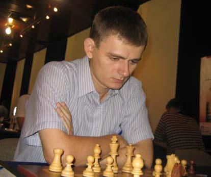 Sergei Azarov (BLR - 2600)