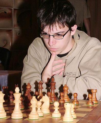 Ferenc Berkes - Maxime Vachier-Lagrave