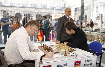 Aronian - Shirov