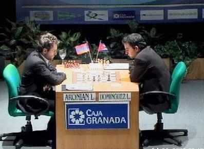 Aronian - Dominguez