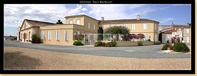 Le chateau du Haut-Marbuzet